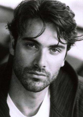 Handsome guy in italian