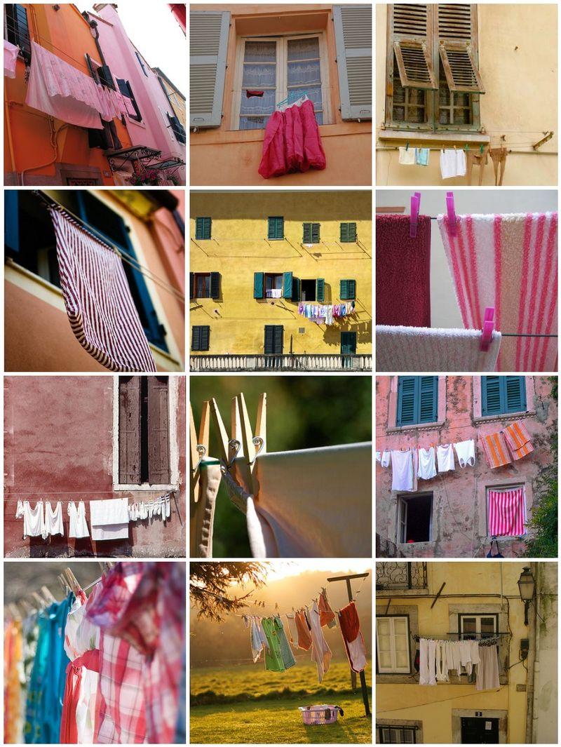 Mosaichanginglaundry